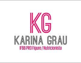 designart65 tarafından Design a Logo for KG Nutrition and Athlete için no 6