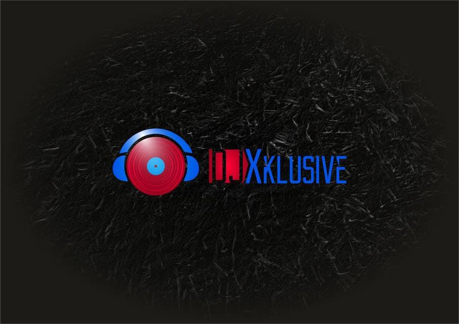 Proposition n°                                        7                                      du concours                                         Design a Logo for DJ Xklusive