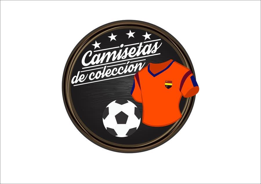 Konkurrenceindlæg #                                        30                                      for                                         Diseñar un logotipo for Tienda Online Camisetas de Futbol Antiguas de Coleccion_
