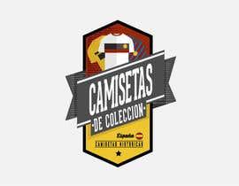 #17 untuk Diseñar un logotipo for Tienda Online Camisetas de Futbol Antiguas de Coleccion_ oleh leoriveroo
