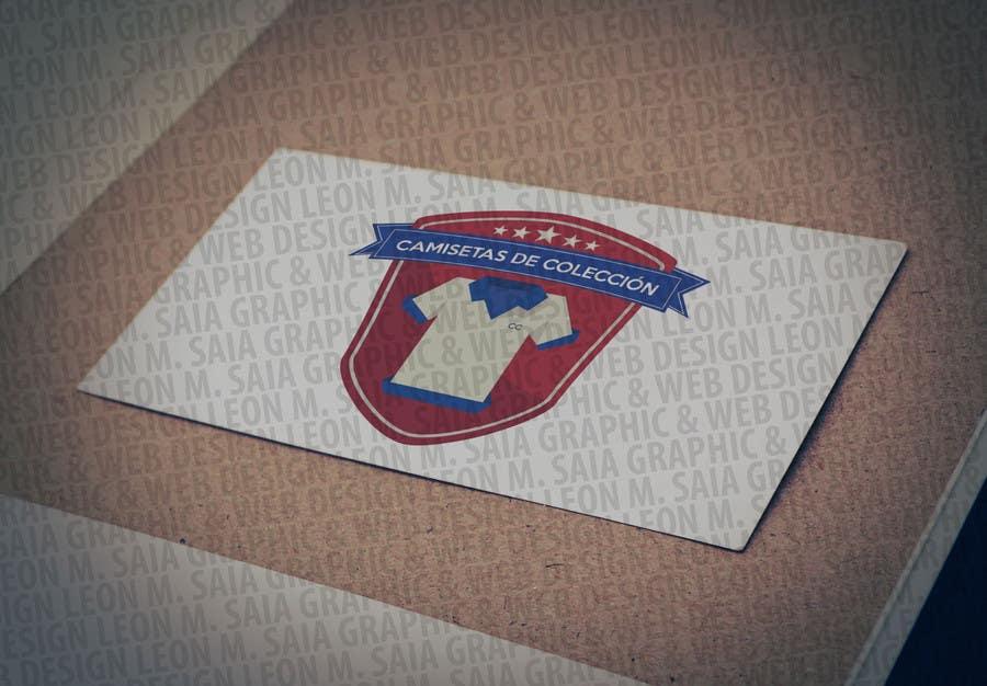 Konkurrenceindlæg #                                        27                                      for                                         Diseñar un logotipo for Tienda Online Camisetas de Futbol Antiguas de Coleccion_