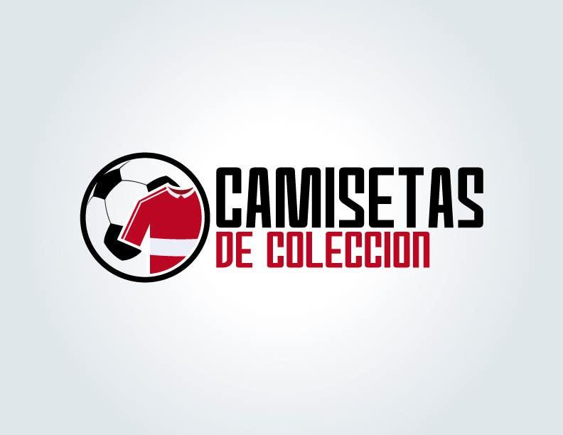 Konkurrenceindlæg #                                        28                                      for                                         Diseñar un logotipo for Tienda Online Camisetas de Futbol Antiguas de Coleccion_