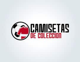 Nro 28 kilpailuun Diseñar un logotipo for Tienda Online Camisetas de Futbol Antiguas de Coleccion_ käyttäjältä hansa02