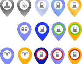 #19 for Improve Icons for map markers by hubbak