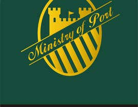 #47 for Diseñar un logotipo for Ministry of Port by Standupfall