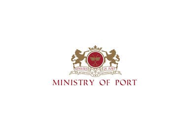 #89 cho Diseñar un logotipo for Ministry of Port bởi GraphiqueStyle