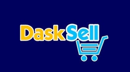 "#3 cho Design a Logo for ""DASKSELL"" bởi brunusmfm"