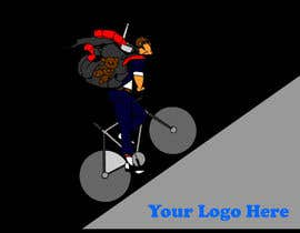 #9 for Graphic illustration for account on cycling af XenoGod