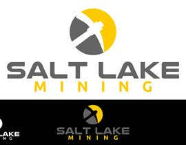 "#28 for Design a Logo for ""Salt Lake Mining"" af cbarberiu"