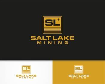 """Nro 60 kilpailuun Design a Logo for """"Salt Lake Mining"""" käyttäjältä tedi1"""