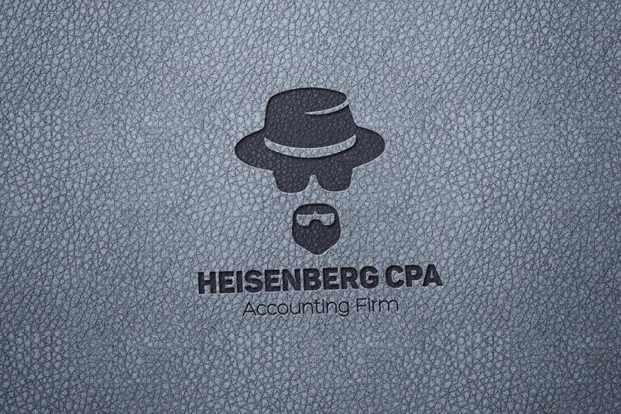 Konkurrenceindlæg #7 for Design a Logo for Heisenberg CPA (Accounting Firm)