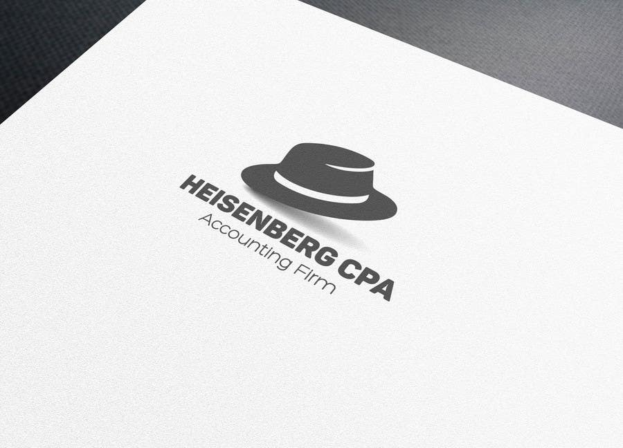 Contest Entry #                                        30                                      for                                         Design a Logo for Heisenberg CPA (Accounting Firm)