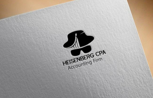 Contest Entry #47 for Design a Logo for Heisenberg CPA (Accounting Firm)