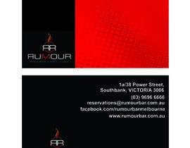 Nro 15 kilpailuun Mahindroo Holdings and Rumoubar käyttäjältä thoughtcafe