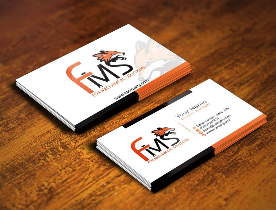 Contest Entry #22 for Create a Logo, Business Card and Letterhead Package for FMS -- 2