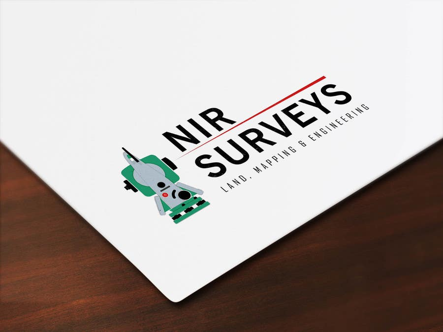 Proposition n°                                        27                                      du concours                                         Design a Logo for nirsurveys
