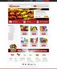 Entry # 29 for Design a Website Mockup for ONLINE SUPER MARKET by