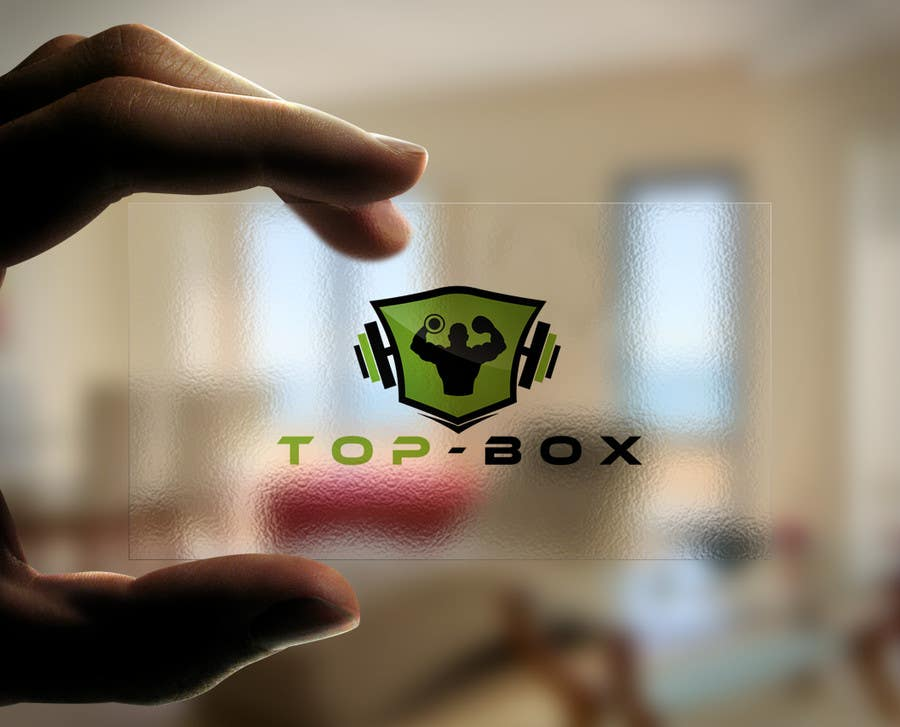 Contest Entry #                                        5                                      for                                         Logo Design for CrossFit Publication Top Box