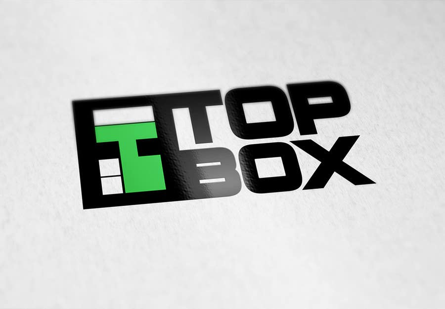 Contest Entry #110 for Logo Design for CrossFit Publication Top Box