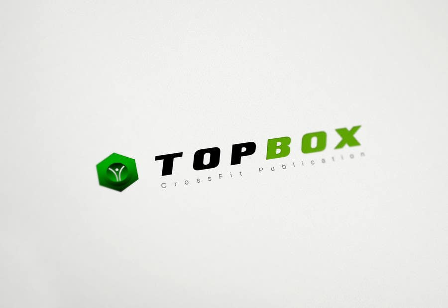 Contest Entry #                                        124                                      for                                         Logo Design for CrossFit Publication Top Box
