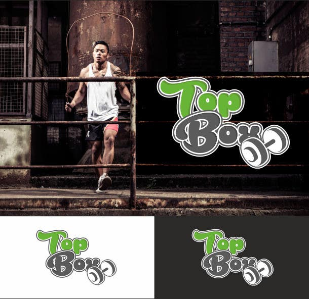 Contest Entry #                                        102                                      for                                         Logo Design for CrossFit Publication Top Box