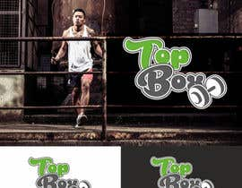 DemitriodeLio tarafından Logo Design for CrossFit Publication Top Box için no 102