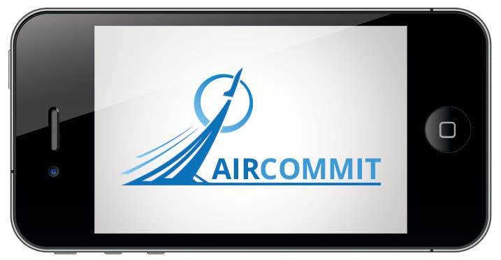 Konkurrenceindlæg #18 for Design a Logo for AirCommit
