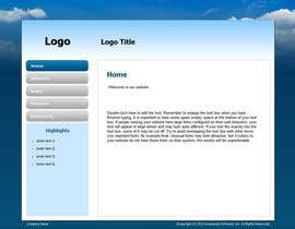 dollshell22 tarafından Design a Website Mockup for AirCommit için no 8