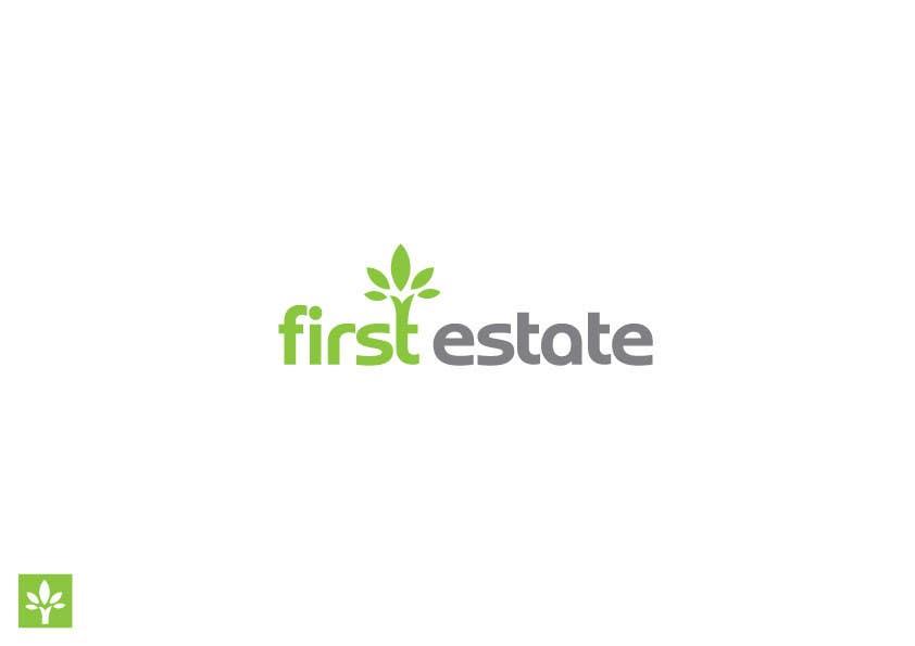 Konkurrenceindlæg #                                        103                                      for                                         Design a Logo for 'First Estate'