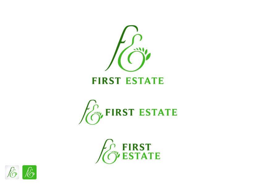 Konkurrenceindlæg #                                        148                                      for                                         Design a Logo for 'First Estate'