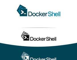 #16 for Design et logo til Docker Shell by lucianito78