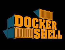 #53 for Design et logo til Docker Shell by giobanfi68