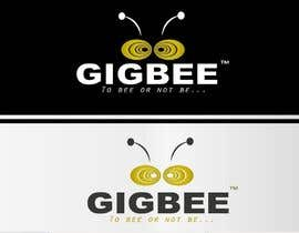 #216 for Logo Design for GigBee.com  -  energizing musicians to gig more! by daviddesignerpro