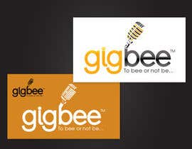 #160 Logo Design for GigBee.com  -  energizing musicians to gig more! részére sankalpit által