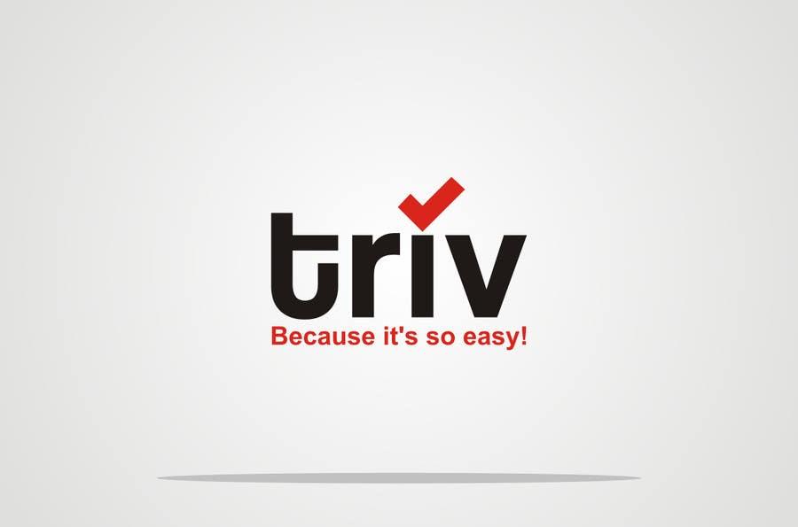 Konkurrenceindlæg #22 for Design a logo for triv.ch