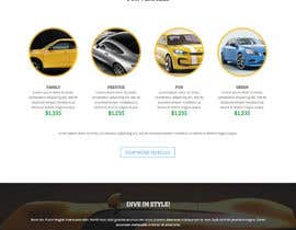 nº 9 pour Need wordpress site designed for Jamaican Car Rental Agency par yoonpa