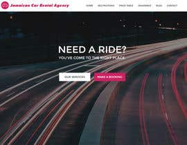 #3 para Need wordpress site designed for Jamaican Car Rental Agency por phucit