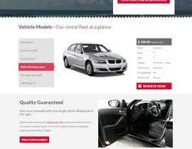 #17 para Need wordpress site designed for Jamaican Car Rental Agency por princevenkat