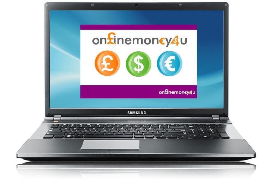 Contest Entry #                                        19                                      for                                         Design a Logo for Online Money