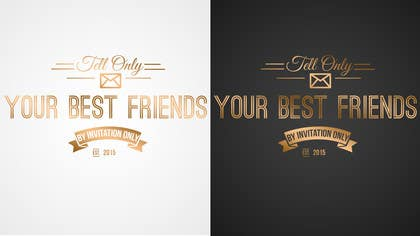 "#89 cho Design a Logo for a luxury travel company ""Tell Only Your Best Friends"" bởi picitimici"