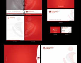 """#7 para Stationery Design for """"Erfüllt & erfolgreich Coaching"""" por ezesol"""