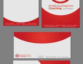 "nº 12 pour Stationery Design for ""Erfüllt & erfolgreich Coaching"" par rashedhannan"