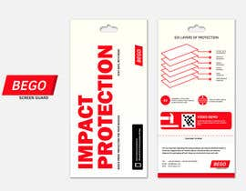 #2 untuk Create Print and Packaging Designs for Screen Protector oleh karanjapaul60