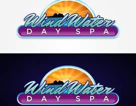 #27 untuk Design a Logo for Wind Water Day Spa oleh wickhead75