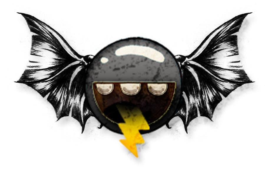 "Contest Entry #45 for Logo and Symbol Design for ""POWERMOUTH"", melodic industrial metal band"