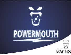 "#58 untuk Logo and Symbol Design for ""POWERMOUTH"", melodic industrial metal band oleh VegetaDTX"