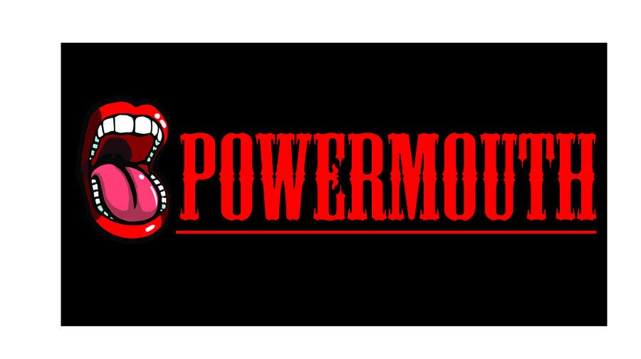 """Kandidatura #                                        52                                     për                                         Logo and Symbol Design for """"POWERMOUTH"""", melodic industrial metal band"""