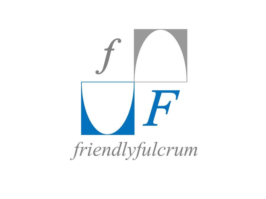 Konkurrenceindlæg #                                        56                                      for                                         Design a Killer Logo for Friendly Fulcrum