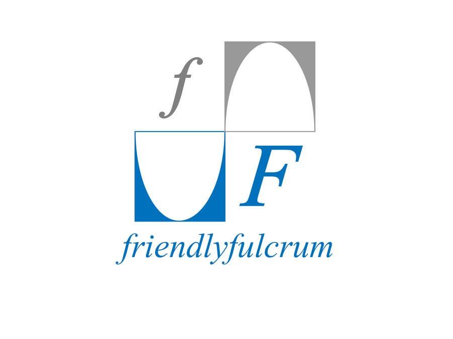 Konkurrenceindlæg #                                        57                                      for                                         Design a Killer Logo for Friendly Fulcrum