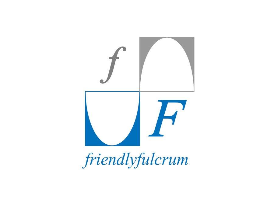 Konkurrenceindlæg #                                        59                                      for                                         Design a Killer Logo for Friendly Fulcrum